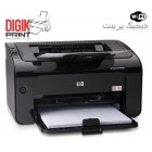 پرینتر لیزری تک کاره سیاه سفید P1102w اچ پی hp printer laserjet p1102w hp